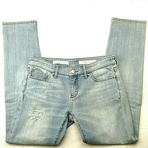 Pilcro & the Letterpress Hyphen Skinny Ankl Jeans